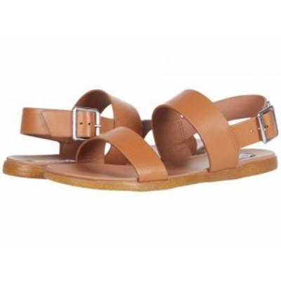 Steve Madden スティーブマデン レディース 女性用 シューズ 靴 サンダル Daja Sandal Natural Leather【送料無料】