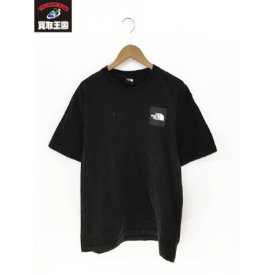 THE NORTH FACE Pictured Square Logo Tee L NT32036