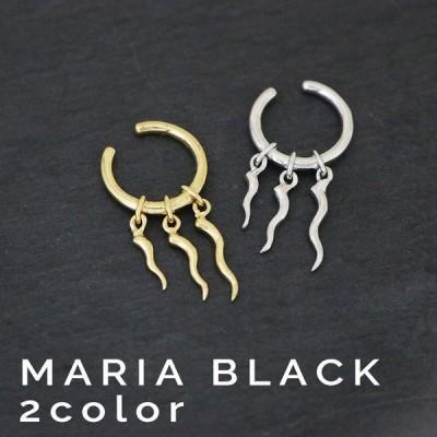 マリアブラック イヤカフ レディース メンズ メデューサ イヤーカフ 200136YG 200136AG  選べる2color MARIA BLACK