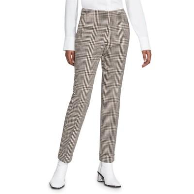ラファイエットワンフォーエイト レディース カジュアルパンツ ボトムス Clinton Heritage Plaid Cuffed Pants