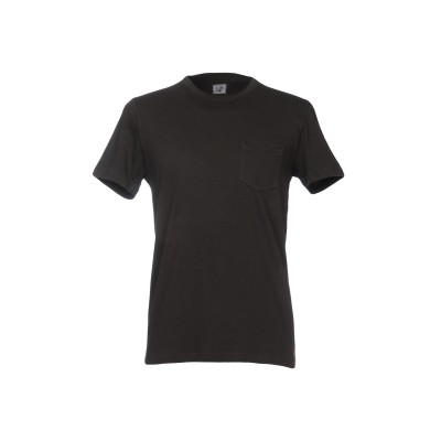 シーピーカンパニー C.P. COMPANY T シャツ ブラック S コットン 100% T シャツ