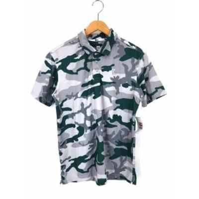 ニューエラ NEW ERA ポロシャツ サイズJPN:M メンズ 【中古】【ブランド古着バズストア】