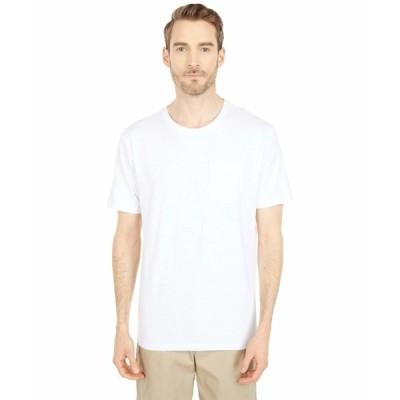 サウザーンタイド シャツ トップス メンズ Seafarer Short Sleeve T-Shirt Classic White