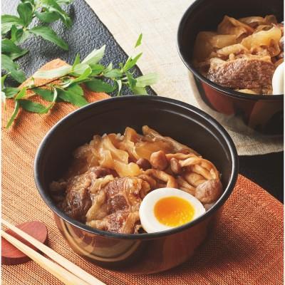 「祇園さゝ木」 牛すき煮丼 (190g×5食)