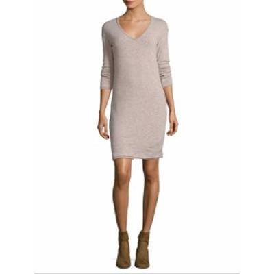 スリー ドッツ レディース ワンピース Wool Blend Sweater Dress