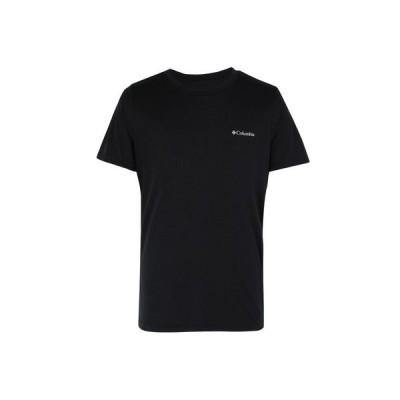 コロンビア COLUMBIA メンズ Tシャツ トップス Nostromo Ridge Ss Tee Black
