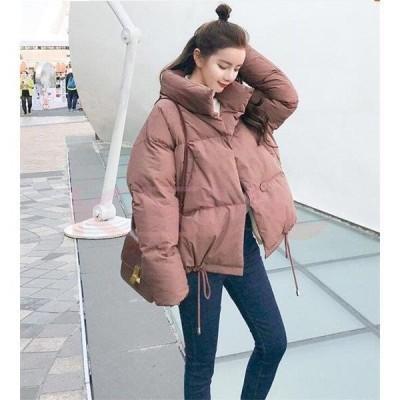 中綿ジャケット レディース ジャケット コート ダウンコート アウター ゆったり 冬 着痩せ 防寒服 2020 20代 30代 40代 bodaiju