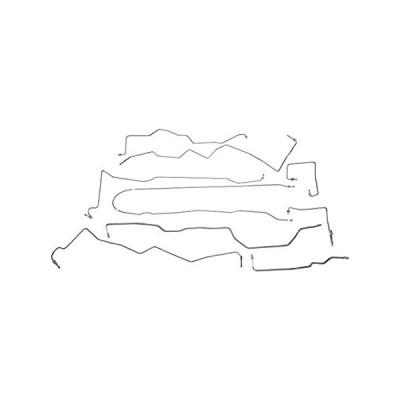 ドーマンOEソリューション919–239ステンレススチールブレーキラインキット