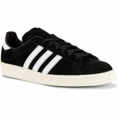 アディダス adidas Originals メンズ スニーカー シューズ・靴 Campus 80s Black