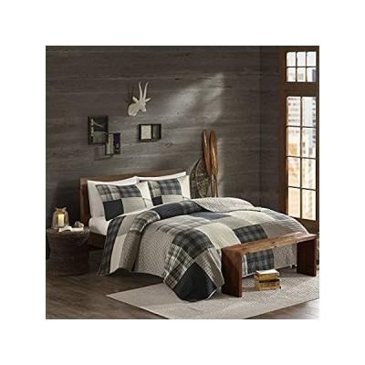 Woolrich 100% Cotton Quilt Reversible Plaid Cabin Lifestyle Design All Seas
