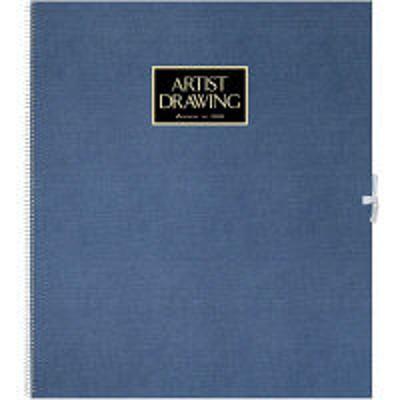 マルマンマルマン スケッチブック アーチストメダリオン F10 特厚口 (535×460mm) ブルー 20枚 1冊 S60A-02 (直送品)(直送品)
