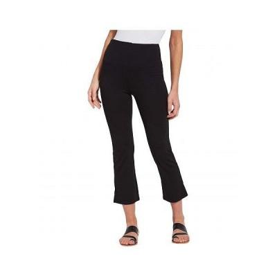 Lysse リセ レディース 女性用 ファッション パンツ ズボン Cropped Kick Flare Pants in Lightweight Ponte - Black
