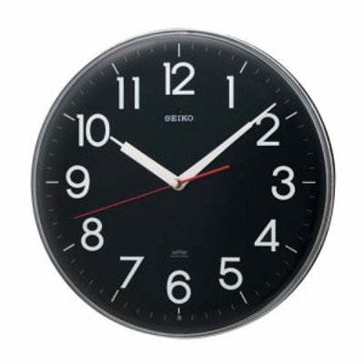 セイコー 電波掛時計 KX301K  【正規品】