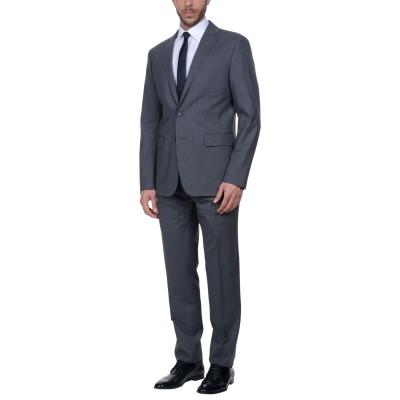 ディースクエアード DSQUARED2 スーツ 鉛色 54 95% バージンウール 5% ポリウレタン スーツ