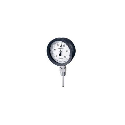佐藤計量器製作所 2085-06 バイメタル温度計 BM-S-100P 0〜50℃, L=150mm, RPT 1/2 SATO