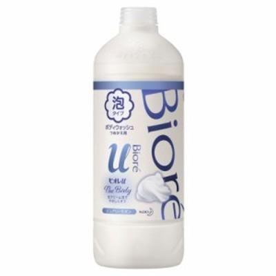 ビオレu ザ ボディ 泡タイプ ピュアリーサボンの香り つめかえ用 450ml 【化粧品】