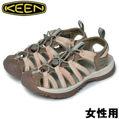 キーン レディース スポーツサンダル ウィスパー W KEEN 01-11008120