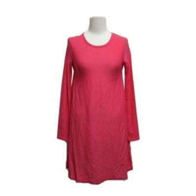 Hysteric Glamour サイバーチュニックストレッチワンピース、カットソー (Cyber tunic stretch dress cut-and-sew) ヒステリッ 054053