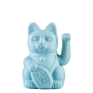 DONKEY PRODUCTS 幸運繽紛招財貓 藍