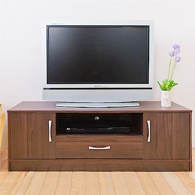 《HOPMA》DIY巧收現代雙門電視櫃/收納櫃-寬120.3 x深36.3 x高40cm