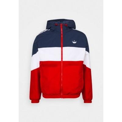アディダスオリジナルス ジャケット&ブルゾン メンズ アウター SPIRIT PADD  - Winter jacket - dark blue/white