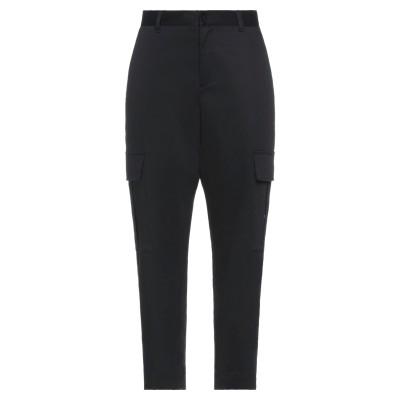 ロートレ ショーズ L' AUTRE CHOSE パンツ ブラック 42 コットン 97% / ポリウレタン 3% パンツ