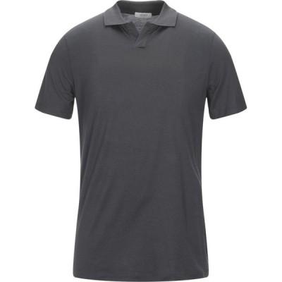 セブンティ SEVENTY SERGIO TEGON メンズ ポロシャツ トップス Polo Shirt Lead