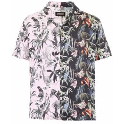 REPRESENT/リプレゼント 半袖シャツ SPLIT Represent printed shirt メンズ 春夏2019 106001 ik