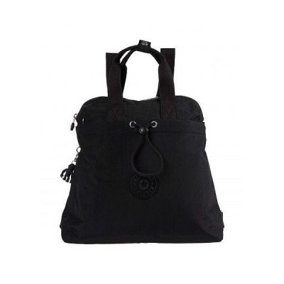 Kipling キプリング レディース 女性用 バッグ 鞄 バックパック リュック Goyo Medium - Black Noir