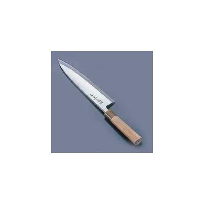 正本(マサモト) 正本 本霞・玉白鋼 相出刃庖丁 21cm 1個