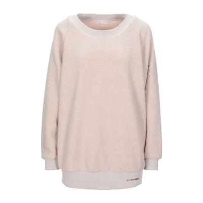 C-CLIQUE スウェットシャツ ローズピンク XS ポリエステル 100% スウェットシャツ