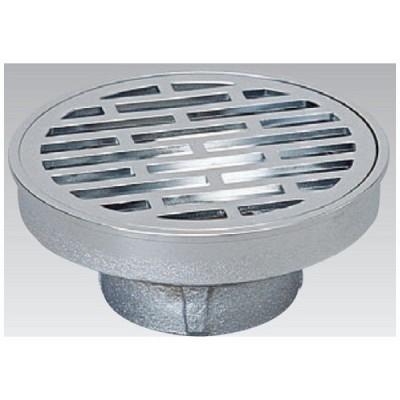 アウス C型排水目皿(内ネジ) D-SNC 80(直送品)