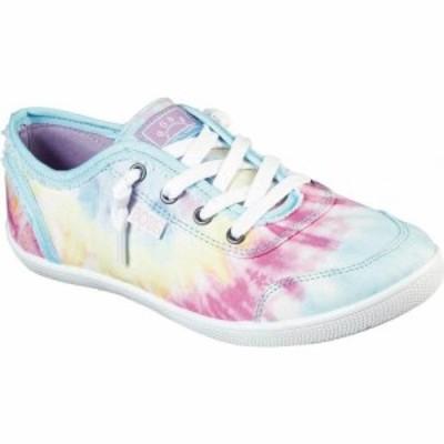 スケッチャーズ Skechers レディース スニーカー シューズ・靴 BOBS B Cute Camp Color Sneaker Pink/Multi