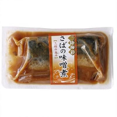 阿部長商店 三陸産さばの味噌煮