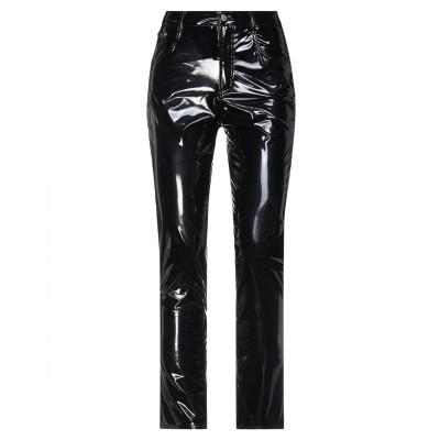 キアラ・フェラーニ CHIARA FERRAGNI パンツ ブラック M ポリエステル 92% / ポリウレタン 8% パンツ
