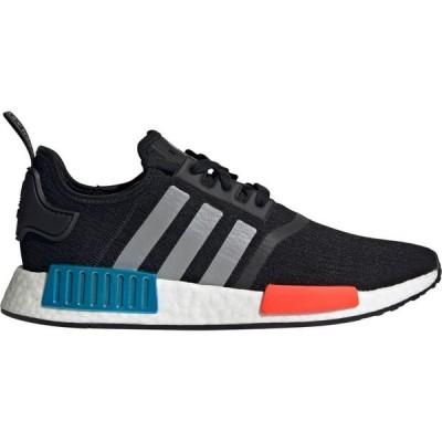 アディダス adidas メンズ シューズ・靴 Originals NMD_R1 Shoes Black/Silver/Solar Red