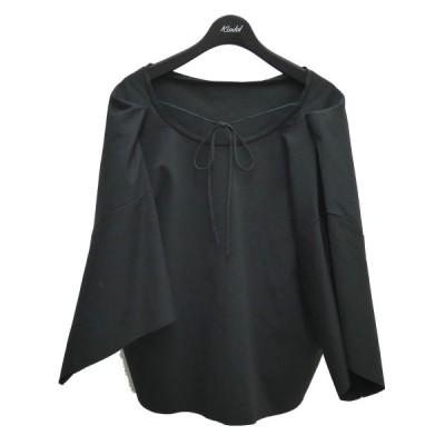 Rito OVERSIZE T-SHIRT WITH TACK SLE 0778RTS714B ブラック サイズ:38 (堅田店) 210528