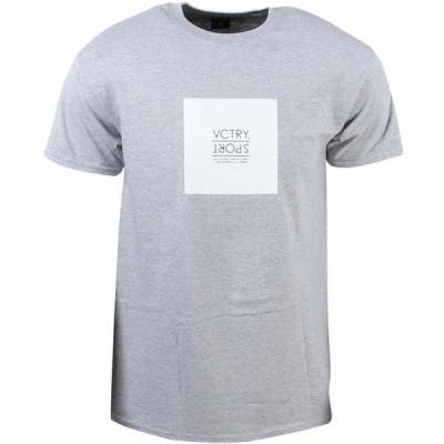 テンディープ 10 Deep メンズ Tシャツ トップス Boxer Sport Tee gray/heather