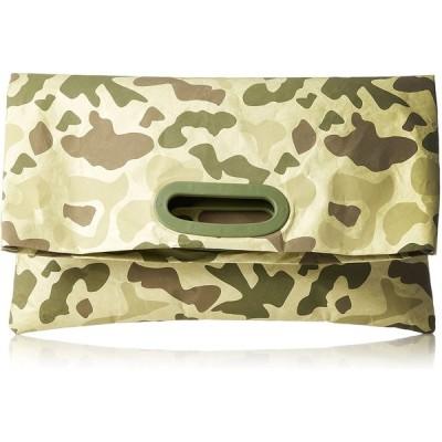 [スロウワー] クラッチバッグ クラッチ A4対応 軽量 耐水 カモ