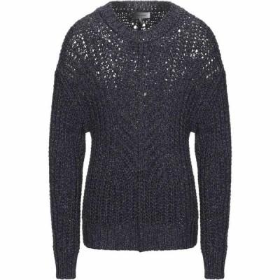 イザベル マラン ISABEL MARANT メンズ ニット・セーター トップス Sweater Dark blue