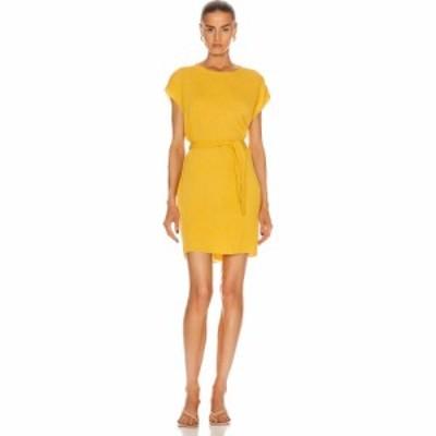 ラクエル アレグラ Raquel Allegra レディース ワンピース ワンピース・ドレス vija dress Yellow