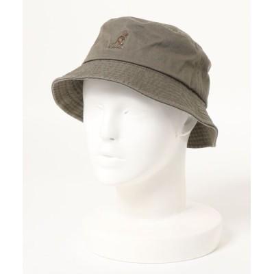 TONE / 【KANGOL/カンゴール】KANGOL WASHED BUCKET(UN) WOMEN 帽子 > ハット