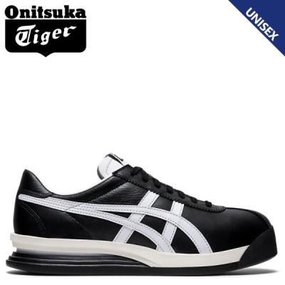 Onitsuka Tiger オニツカタイガー タイガー コルセア スニーカー メンズ レディース TIGER CORSAIR EX ブラック 黒 1183A561-001