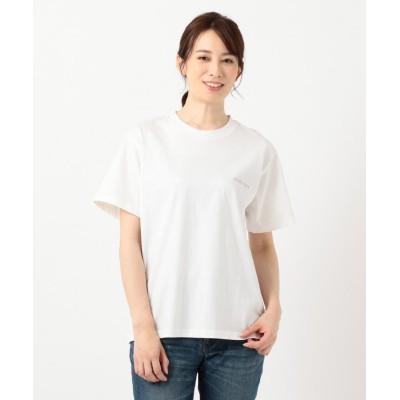 【シェアパーク】 SHARE PARK ロゴTシャツ レディース ホワイト系1 1 SHARE PARK