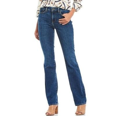 エヌワイディージェイ レディース デニムパンツ ボトムス Marilyn Straight Leg Jeans