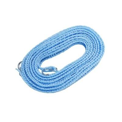 オーエ マイランドリー2 洗濯ロープハンガーストップ 5m ブルー