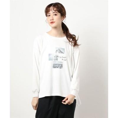 tシャツ Tシャツ グラフィックロンT