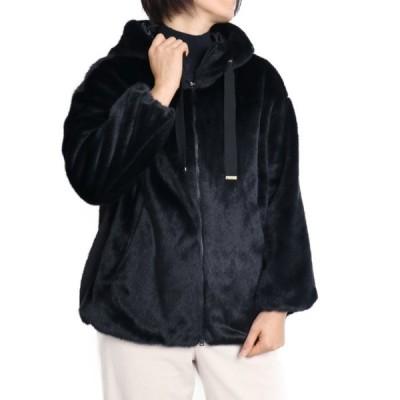 【送料無料!】ヘルノ HERNO レディース ジャケット GI0124D 9300 ブラック【BK】