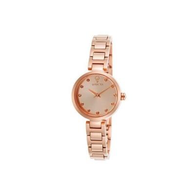 腕時計 インヴィクタ Invicta Gabrielle Union Diamond Rose Gold Dial Ladies Watch 22950