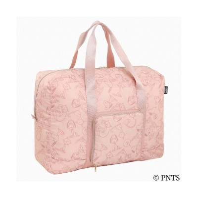 Jewelna Rose / ピーナッツ スヌーピー & ファーロン アクセサリー 折り畳みボストンバッグ L WOMEN バッグ > ボストンバッグ